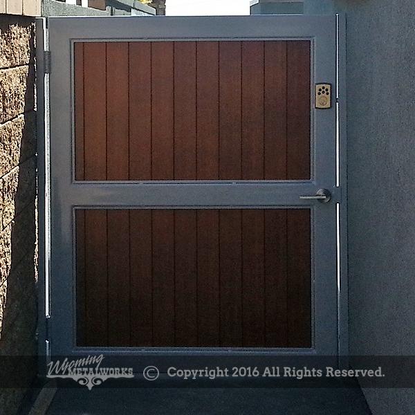 Custom Entry Gates & FENCING | GATES